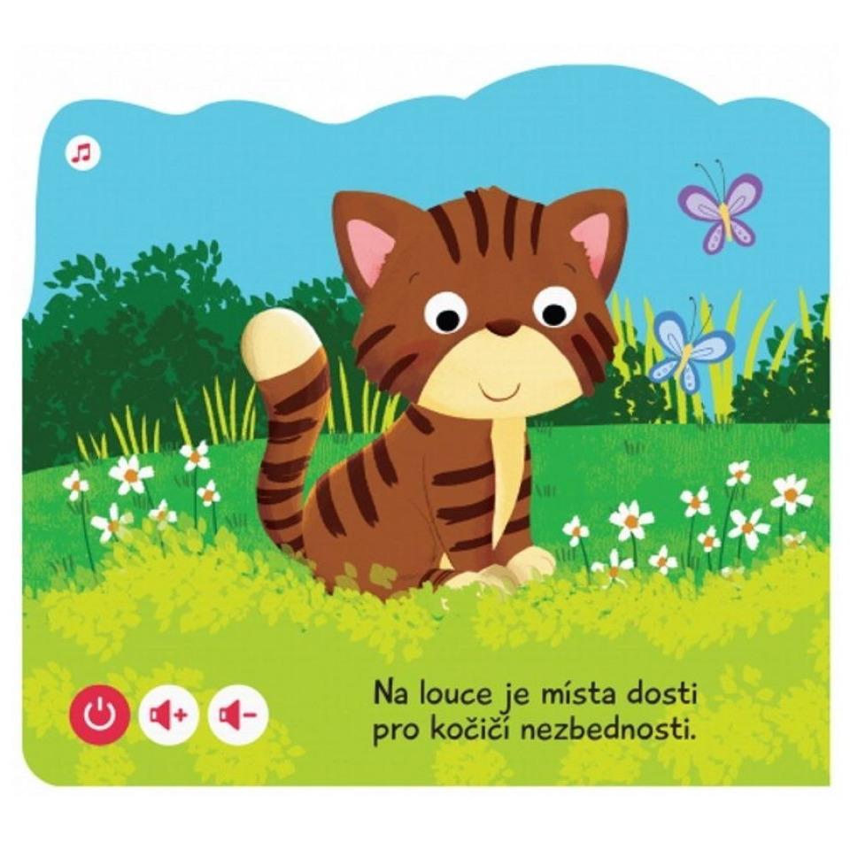 Obrázek 1 produktu Albi Kouzelné čtení Minikniha s výsekem - Kočka