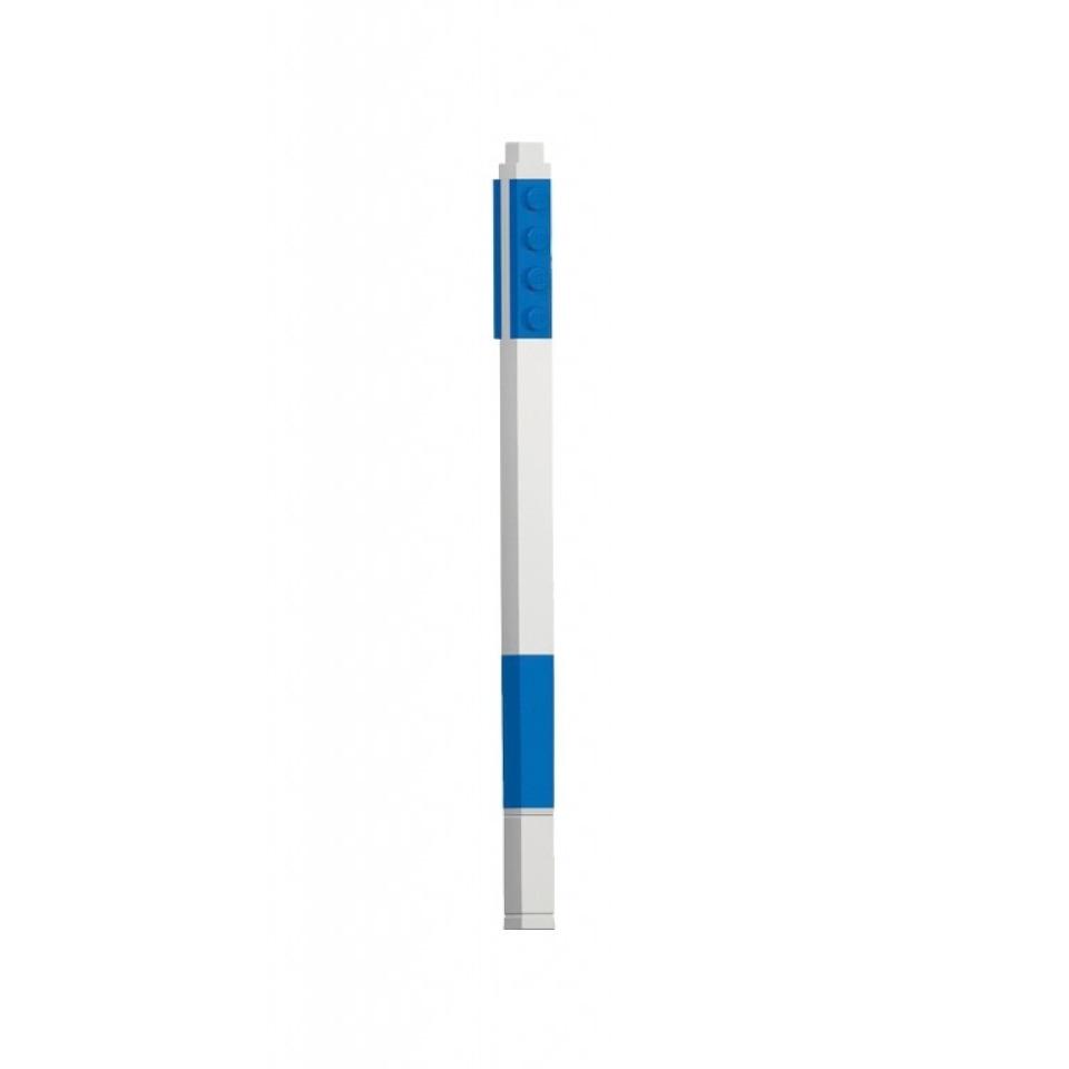 Obrázek 3 produktu LEGO Zápisník s gelovým perem jako klipem - modrý