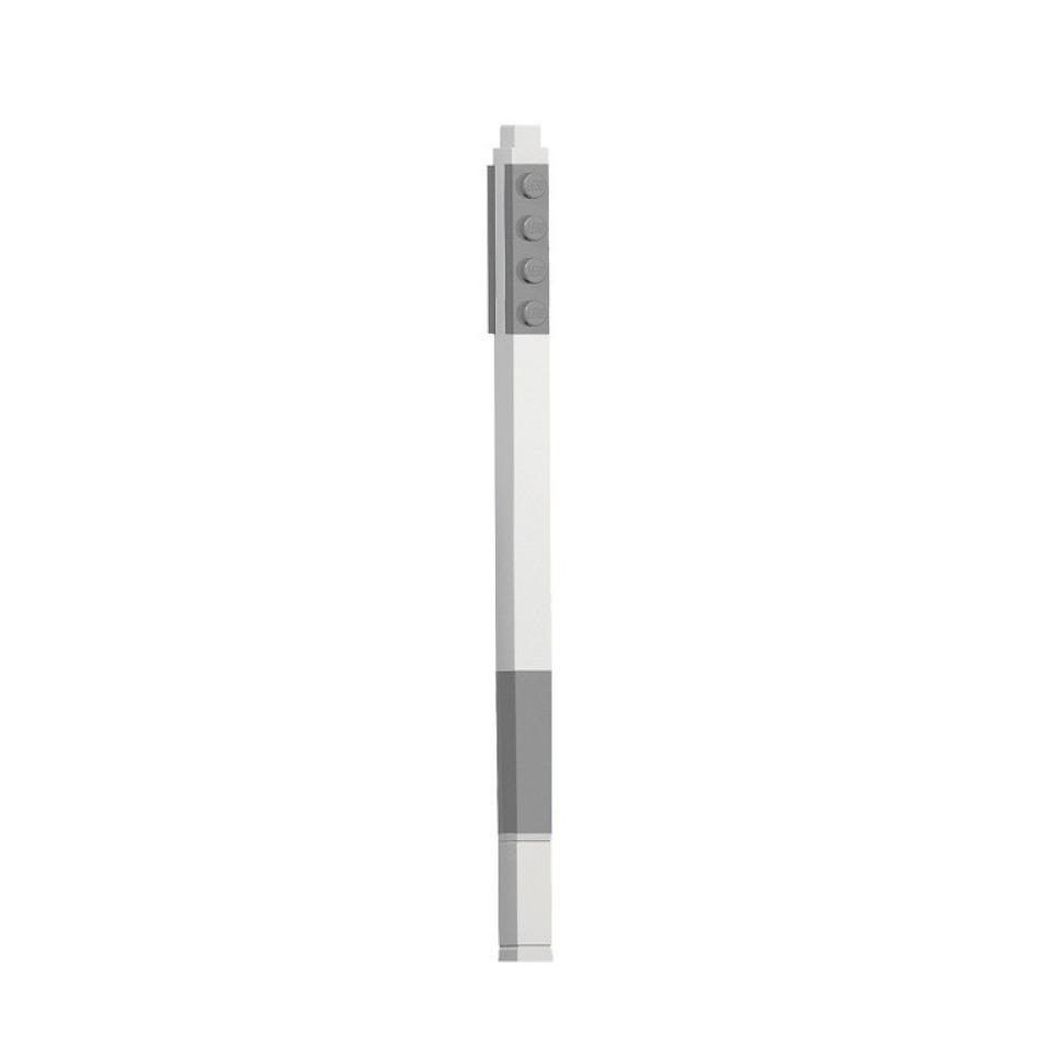 Obrázek 3 produktu LEGO Zápisník s gelovým perem jako klipem - šedý