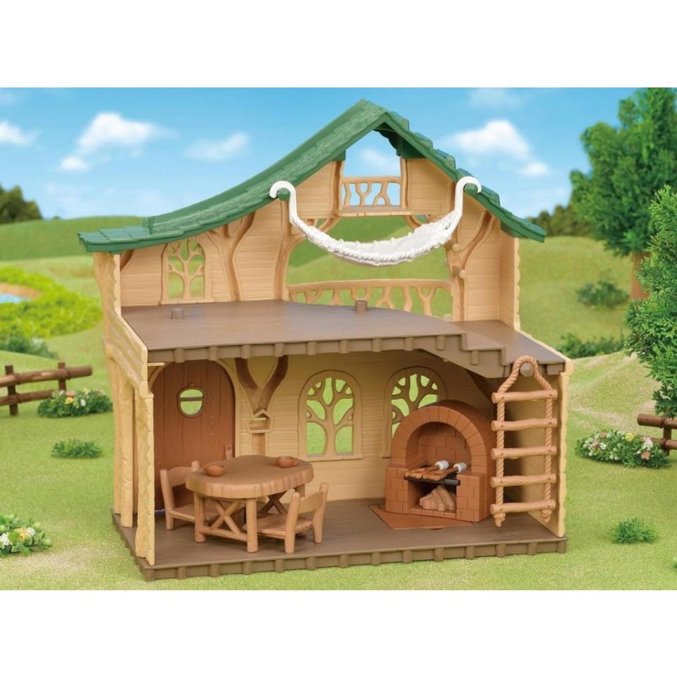 Obrázek 3 produktu Sylvanian Families 5451 Srub s nábytkem