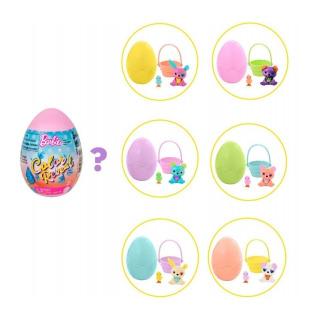 Obrázek 2 produktu Mattel Barbie COLOR REVEAL Velikonoční vajíčko, GVK58