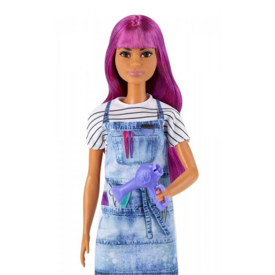 Obrázek 1 produktu Barbie První povolání Kadeřnice, Mattel GTW36