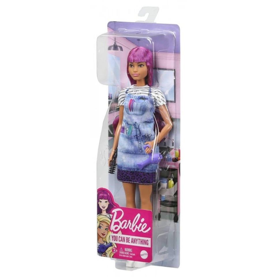 Obrázek 3 produktu Barbie První povolání Kadeřnice, Mattel GTW36