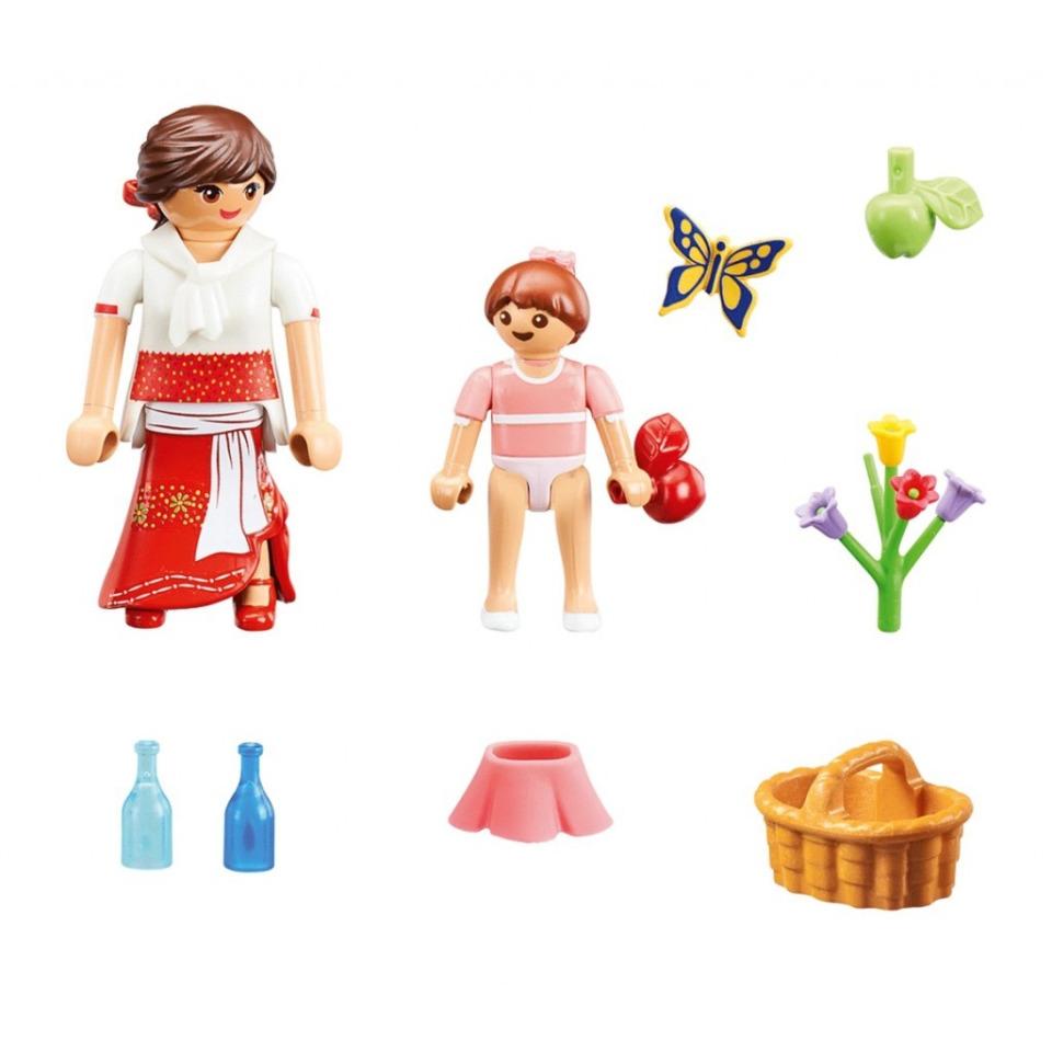 Obrázek 1 produktu Playmobil 70699 Malá Lucky & Milagro