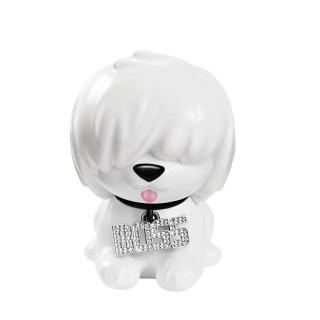Obrázek 3 produktu Barbie Extra Stylová dlouhovláska s bílým chlupáčem, Mattel GVR05