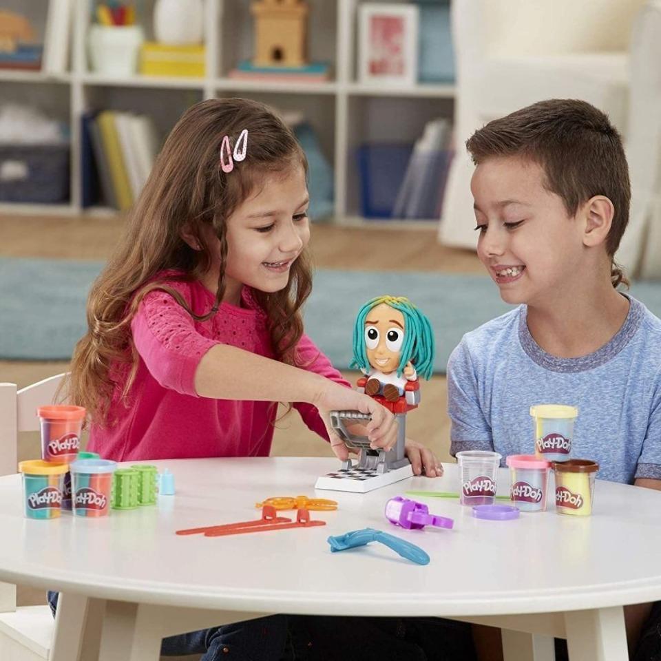 Obrázek 2 produktu Play Doh Bláznivé kadeřnictví, Hasbro F1260