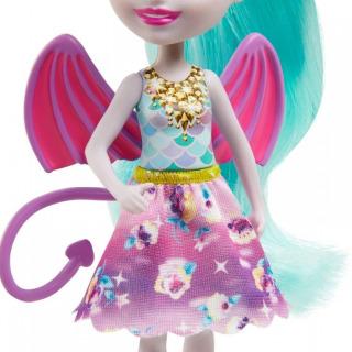 Obrázek 4 produktu ENCHANTIMALS Rodinka Deanna s draky, Mattel GYJ09 / GJX43