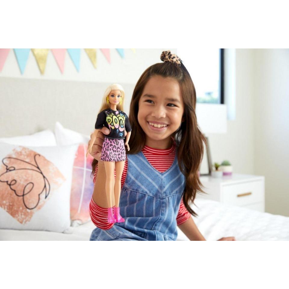 Obrázek 4 produktu Barbie modelka 155, Mattel GRB47