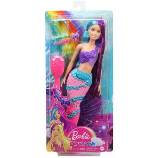 Obrázek 2 produktu Barbie Mořská panna s dlouhými vlasy, Mattel GTF39