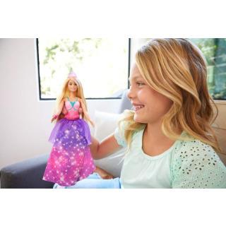 Obrázek 4 produktu Barbie Z princezny mořská panna, Mattel GTF92