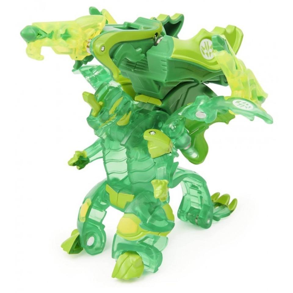 Obrázek 1 produktu Bakugan Baku-Gear drak s přídavnou výstrojí Dragonoid Ultra