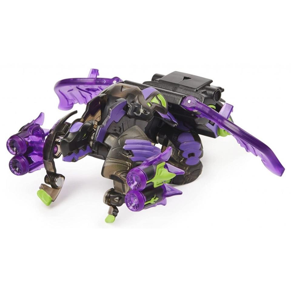 Obrázek 1 produktu Bakugan Baku-Gear drak s přídavnou výstrojí Gillator Ultra