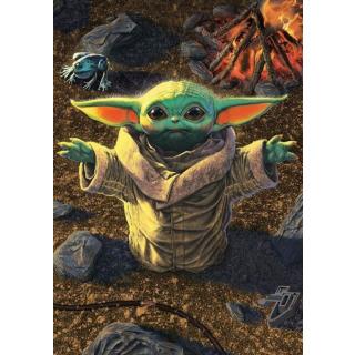 Obrázek 2 produktu EDUCA 18892 Puzzle Star Wars Mandalorianské dítě,1000 dílků