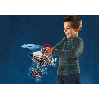 Obrázek 5 produktu Playmobil 70642 Novelmore Dariova vzducholoď