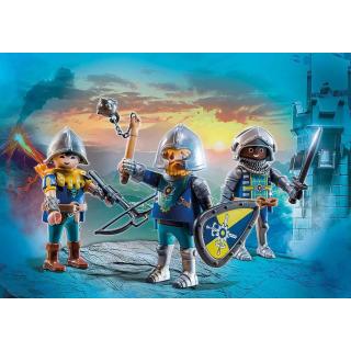 Obrázek 3 produktu Playmobil 70671 Trojice rytířů z Novelmore
