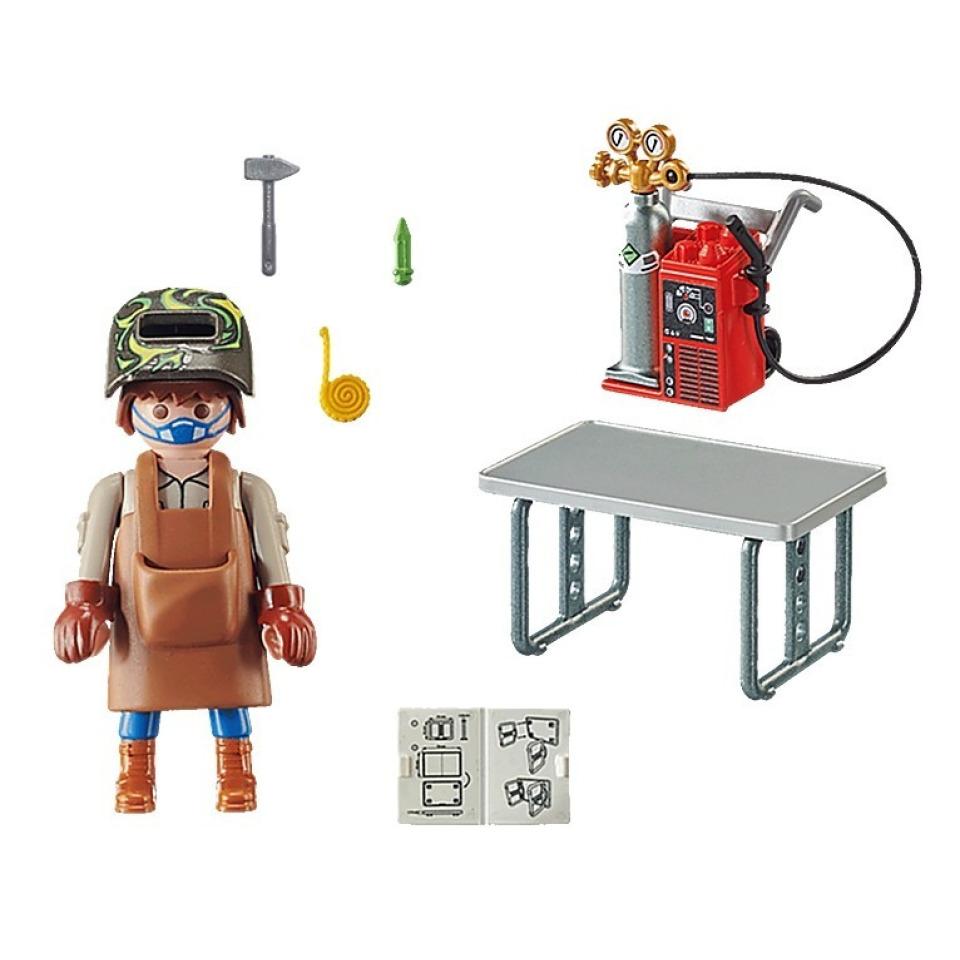 Obrázek 1 produktu Playmobil 70597 Svářeč