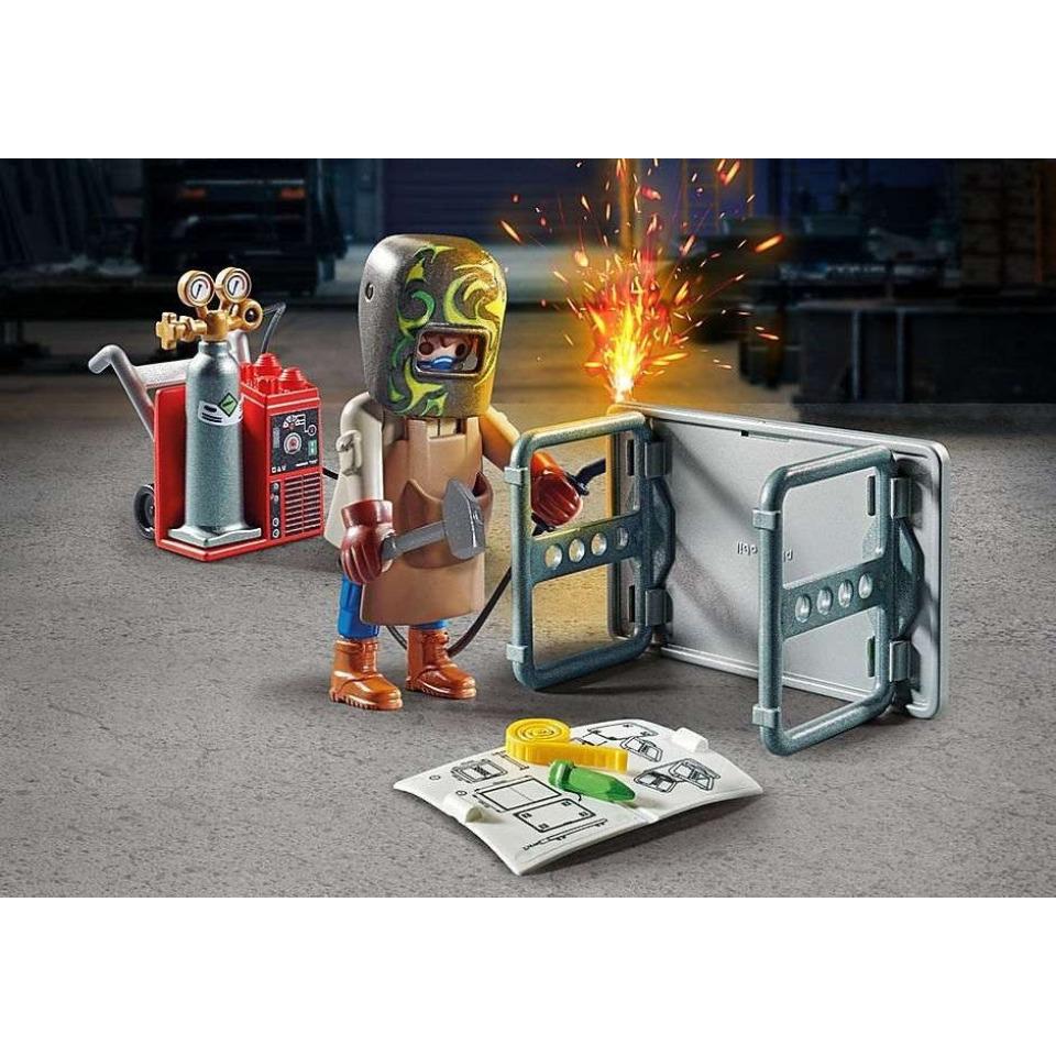 Obrázek 2 produktu Playmobil 70597 Svářeč