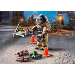 Obrázek 3 produktu Playmobil 70600 Policista pyrotechnik