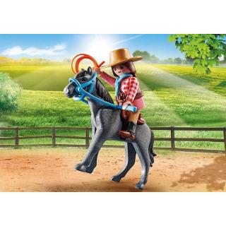 Obrázek 3 produktu Playmobil 70602 Rodeo jezdkyně