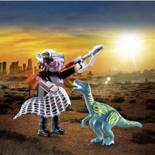 Obrázek 2 produktu Playmobil 70693 DuoPack Velociraptor a Lovec