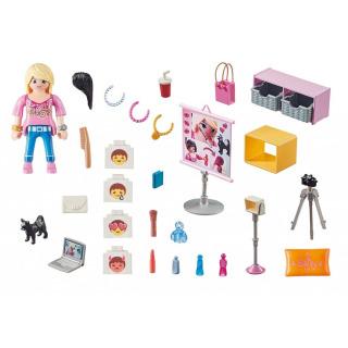 Obrázek 2 produktu Playmobil 70607 Dárkový set: Influencerka