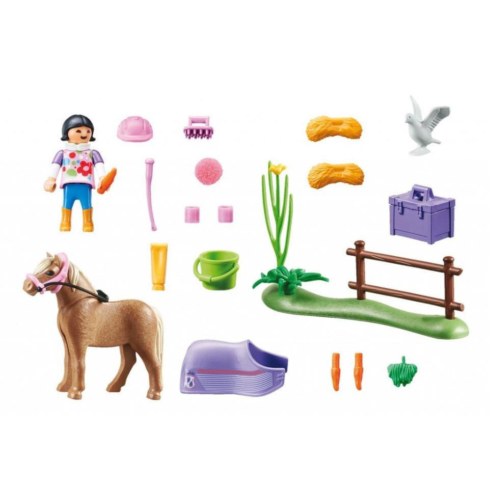 Obrázek 1 produktu Playmobil 70514 Islandský Poník
