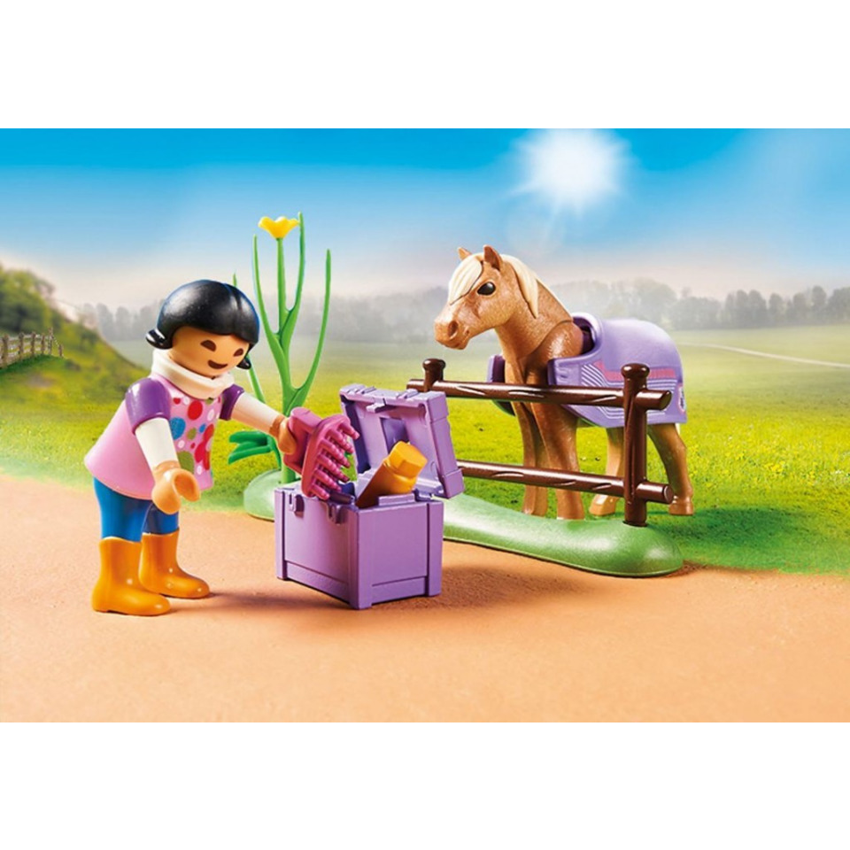 Obrázek 3 produktu Playmobil 70514 Islandský Poník