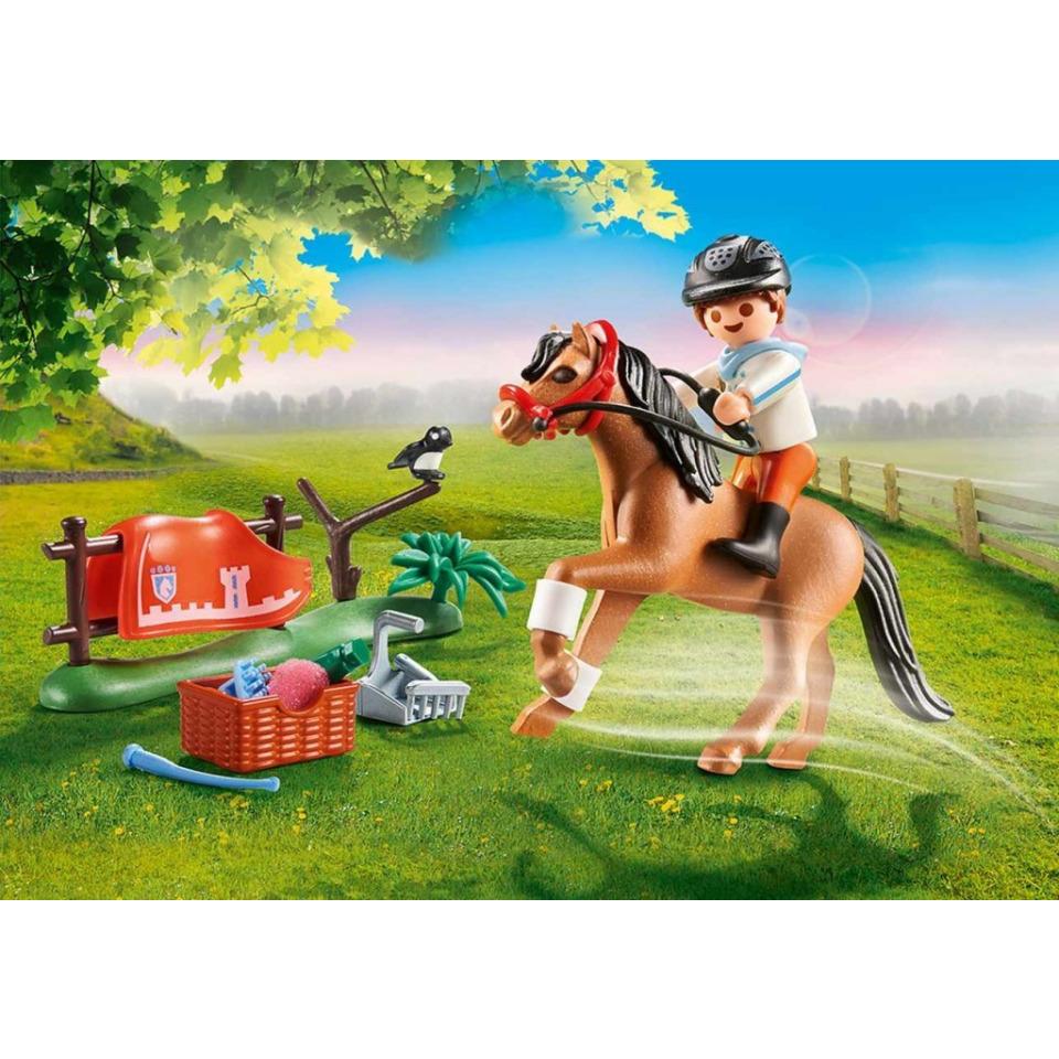 Obrázek 2 produktu Playmobil 70516 Poník Connemara