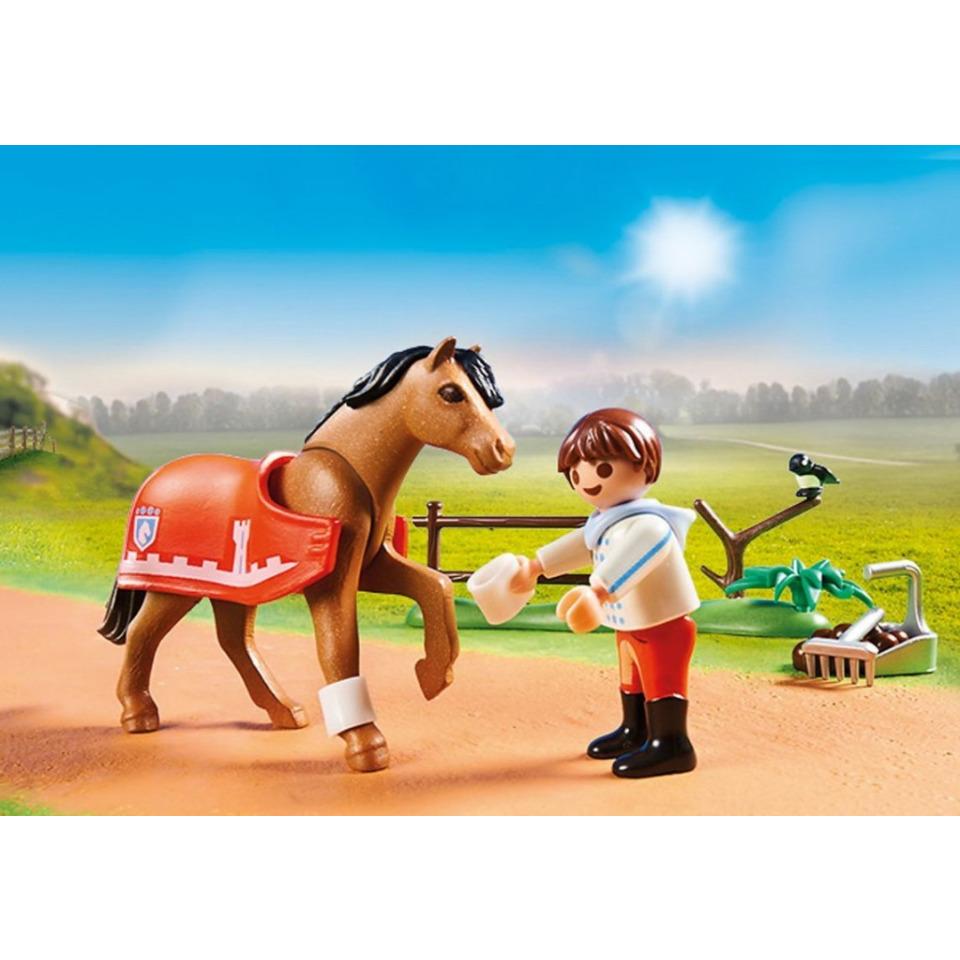 Obrázek 3 produktu Playmobil 70516 Poník Connemara