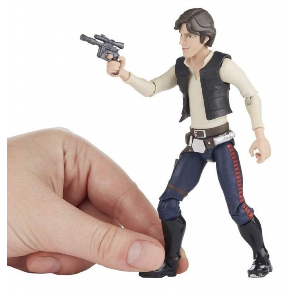 Obrázek 1 produktu Star Wars Epizoda 9 HAN SOLO figurka 12,5 cm, Hasbro E3809