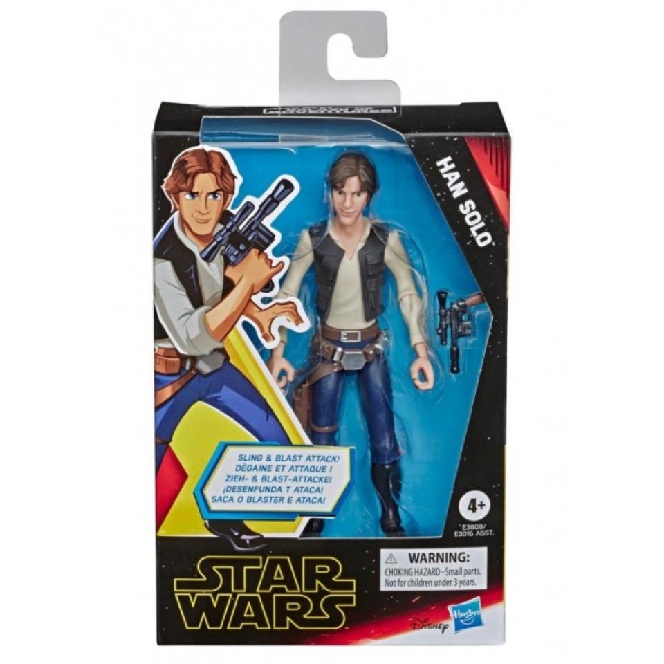 Obrázek 2 produktu Star Wars Epizoda 9 HAN SOLO figurka 12,5 cm, Hasbro E3809