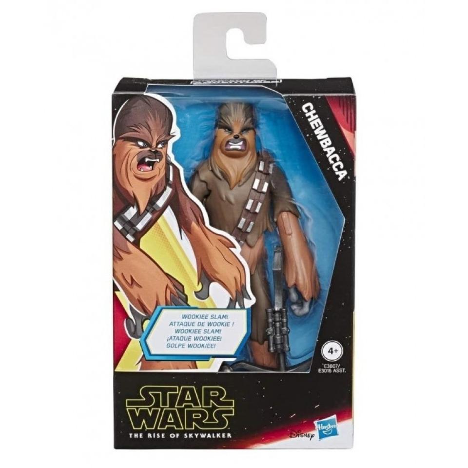 Obrázek 3 produktu Star Wars Epizoda 9 CHEWBACCA figurka 12,5 cm, Hasbro E3807