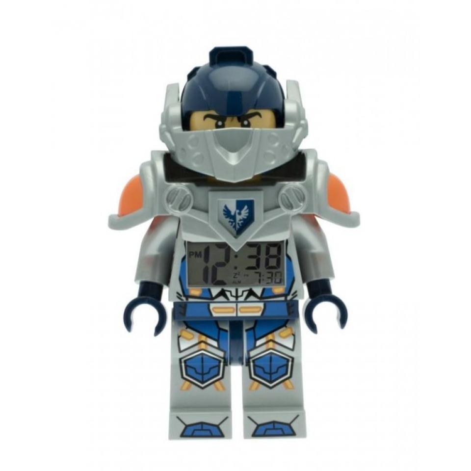 Obrázek 1 produktu LEGO Nexo Knights hodiny s budíkem Clay (poškozený obal)