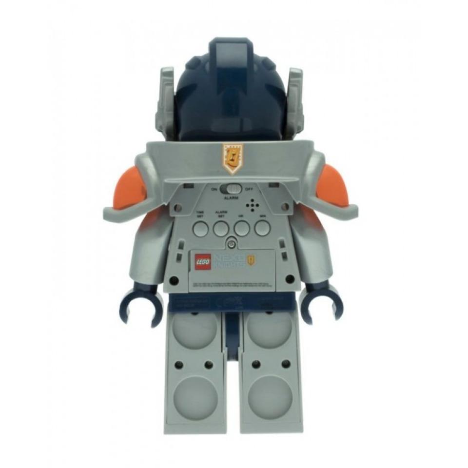 Obrázek 2 produktu LEGO Nexo Knights hodiny s budíkem Clay (poškozený obal)