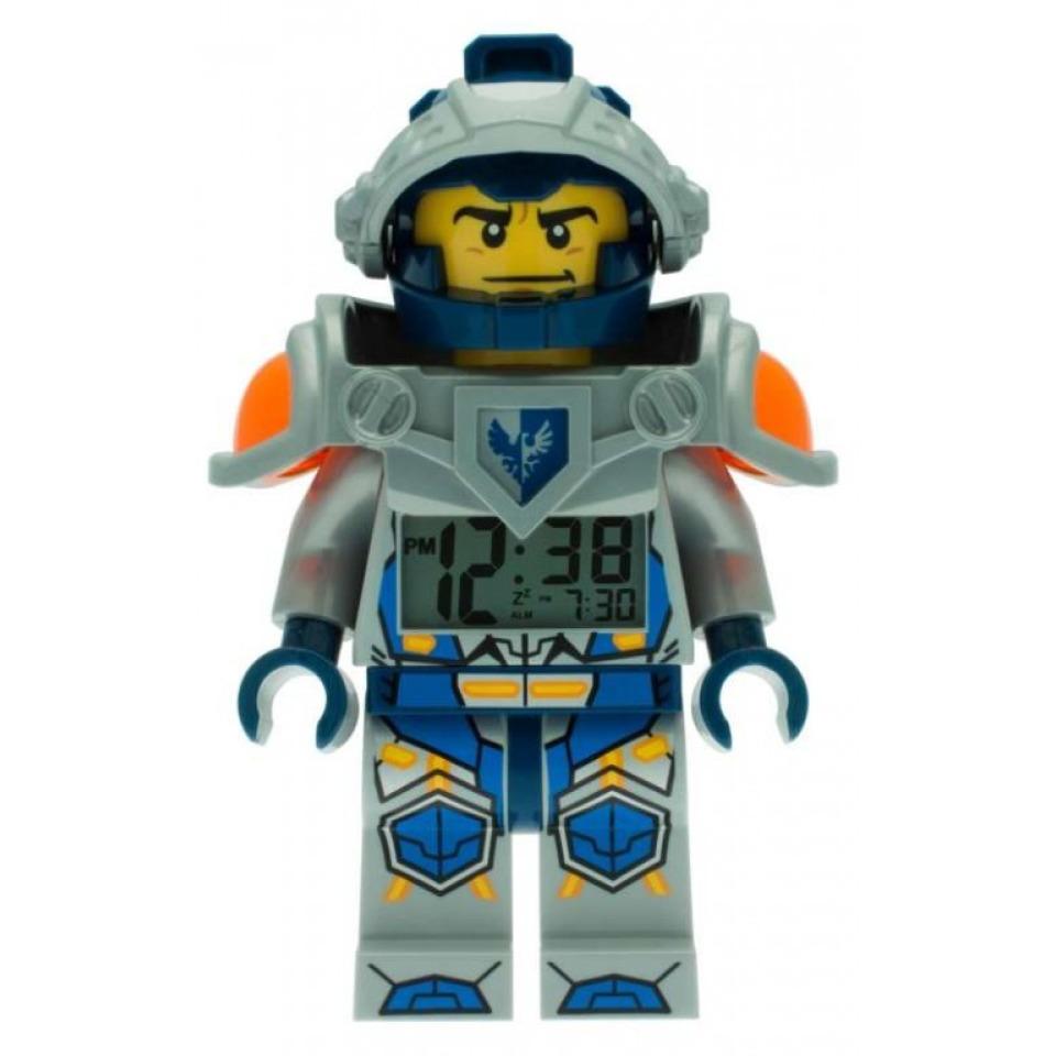 Obrázek 4 produktu LEGO Nexo Knights hodiny s budíkem Clay (poškozený obal)