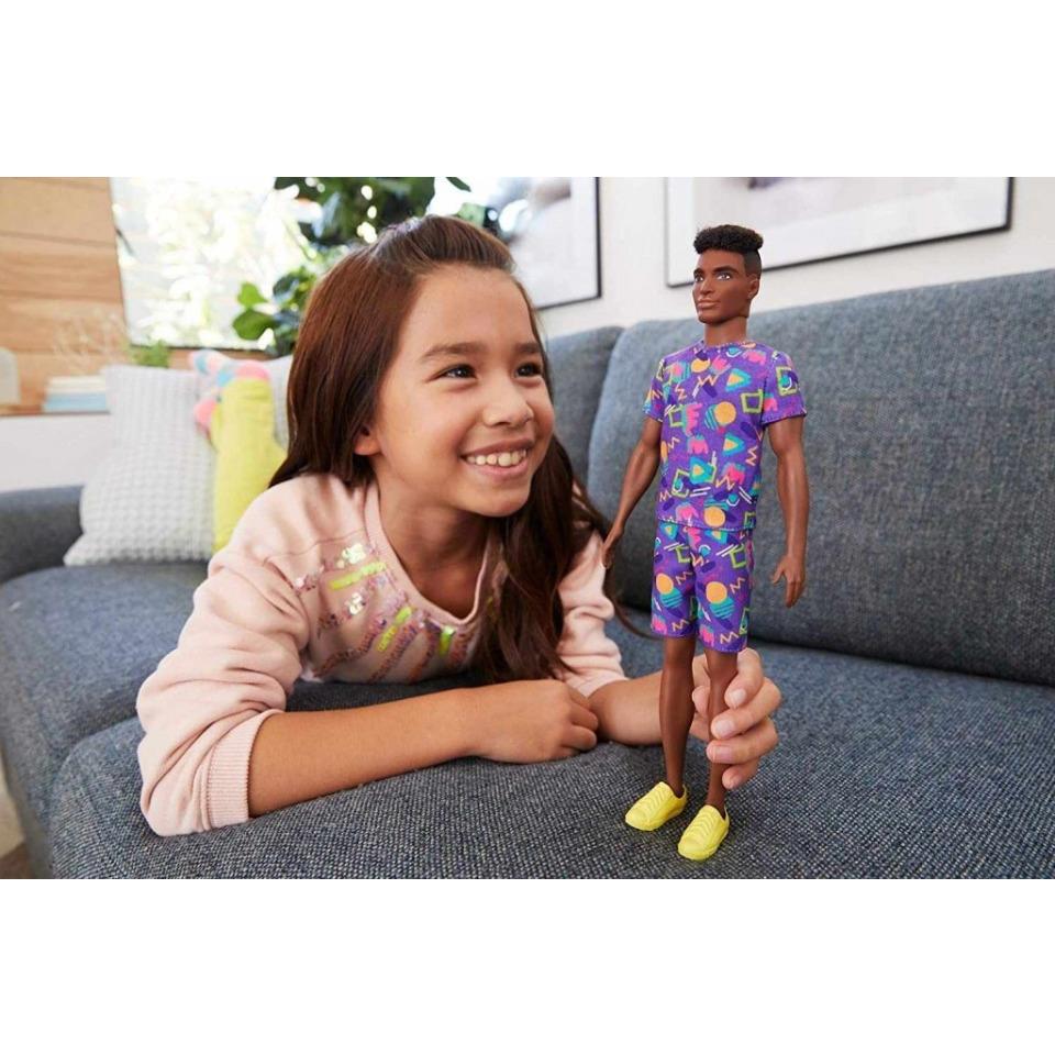 Obrázek 4 produktu Barbie model Ken 162, Mattel GRB87