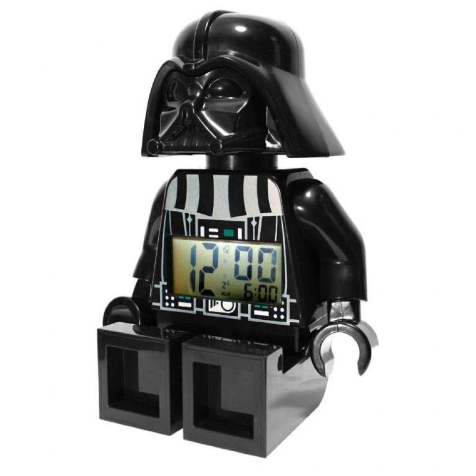 Obrázek 1 produktu LEGO Star Wars Darth Vader hodiny s budíkem (poškozený obal)
