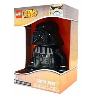 Obrázek 3 produktu LEGO Star Wars Darth Vader hodiny s budíkem (poškozený obal)