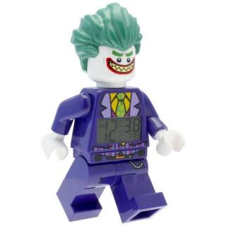 Obrázek 2 produktu LEGO Batman Movie hodiny s budíkem Joker (poškozený obal)