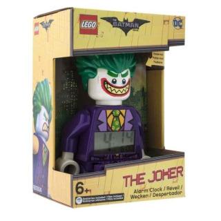 Obrázek 3 produktu LEGO Batman Movie hodiny s budíkem Joker (poškozený obal)