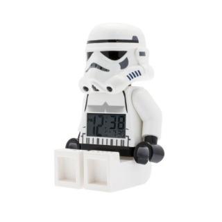 Obrázek 2 produktu LEGO Star Wars Stormtrooper hodiny s budíkem (poškozený obal)