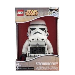 Obrázek 5 produktu LEGO Star Wars Stormtrooper hodiny s budíkem (poškozený obal)