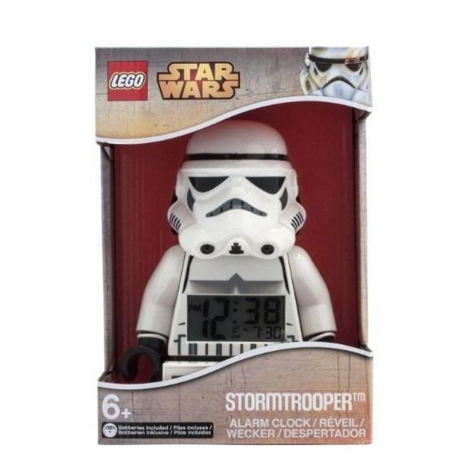 Obrázek 4 produktu LEGO Star Wars Stormtrooper hodiny s budíkem (poškozený obal)