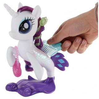 Obrázek 2 produktu MLP My Little Pony Mořský poník s módními doplňky Rarity