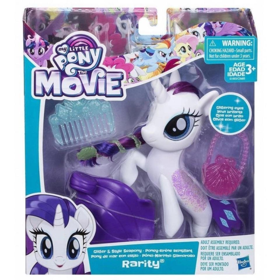 Obrázek 4 produktu MLP My Little Pony Mořský poník s módními doplňky Rarity