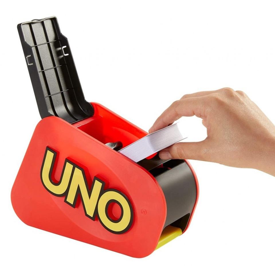 Obrázek 1 produktu Mattel UNO EXTREME!, GXY75