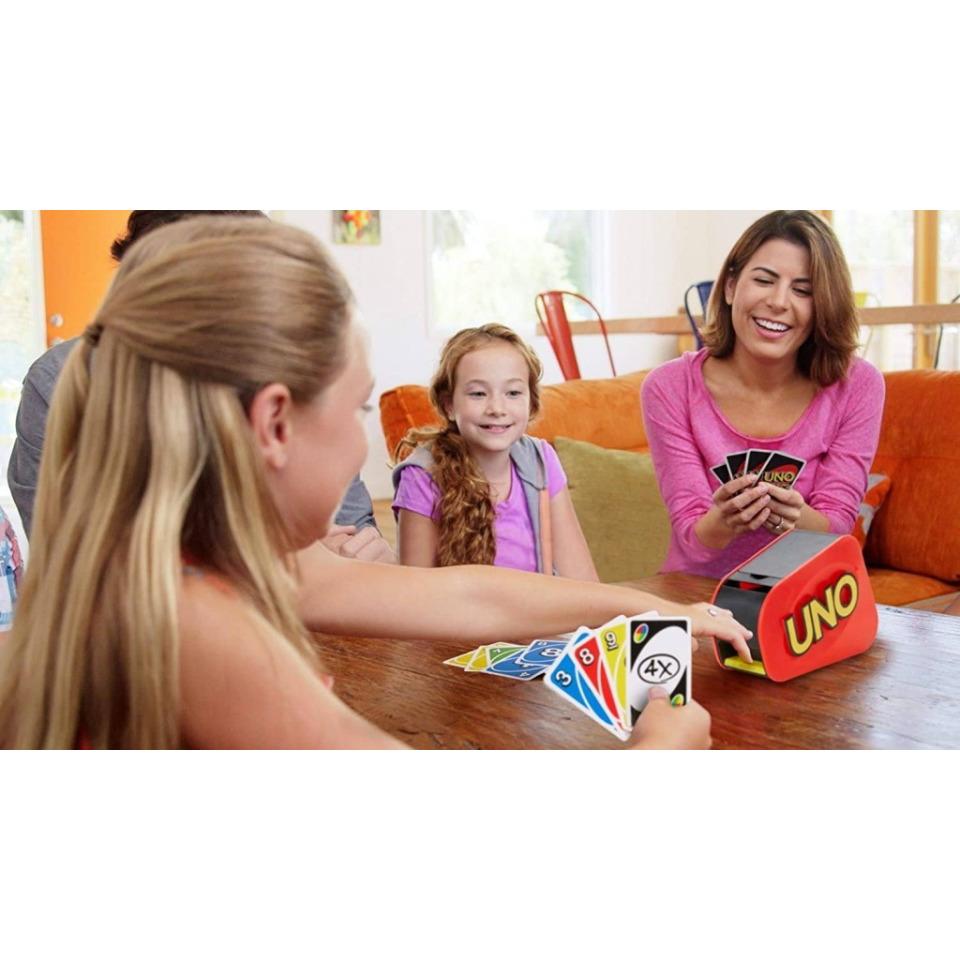Obrázek 3 produktu Mattel UNO EXTREME!, GXY75