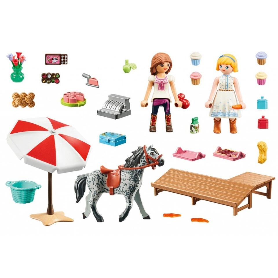 Obrázek 1 produktu Playmobil 70696 Cukrárna v Miradero