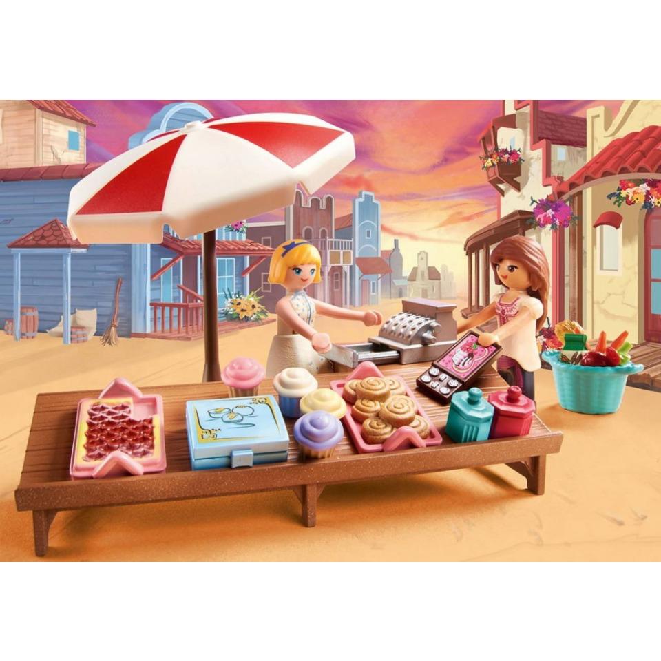 Obrázek 2 produktu Playmobil 70696 Cukrárna v Miradero