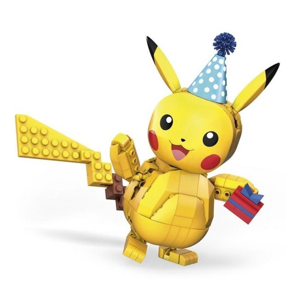Obrázek 1 produktu Mega Construx Pokémon Oslava Pikachu